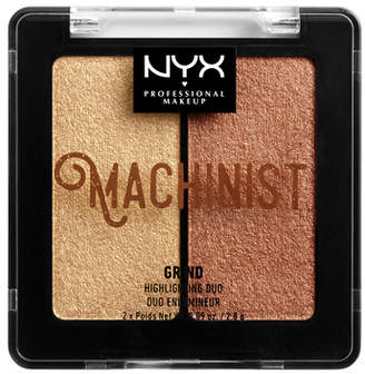 NYX Machinist Highlighter Duo Kit Grind 9g