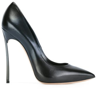 Casadei stiletto heel pumps $592.82 thestylecure.com
