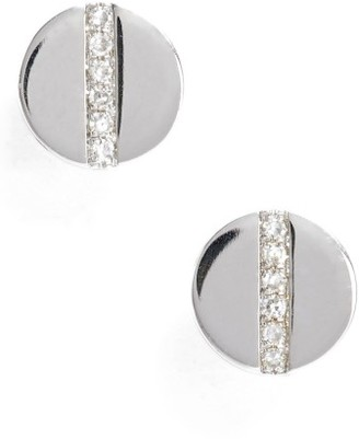 Women's Ef Collection Screw Diamond Stud Earrings $355 thestylecure.com