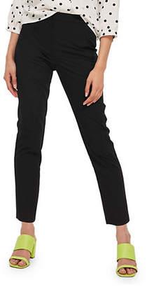 Topshop PETITE High Waist Cigarette Trousers