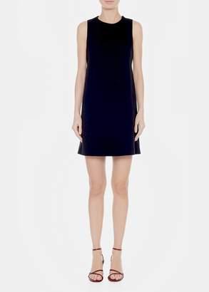 Tibi Structured Crepe Sleeveless Dress