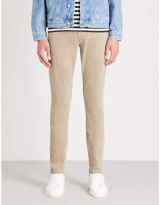 Paige Lennox vintage slim-fit tapered jeans