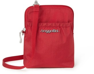 Baggallini Women's Bryant Pouch Convertible Crossbody Bag