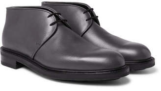 John Lobb Grove Leather Chukka Boots