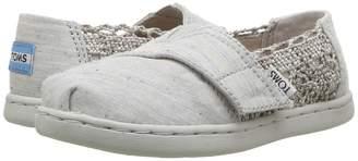 TOMS Kids Alpargata Girl's Shoes