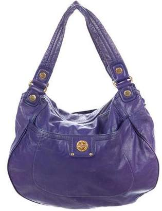 Marc by Marc Jacobs Smooth Leather Hobo