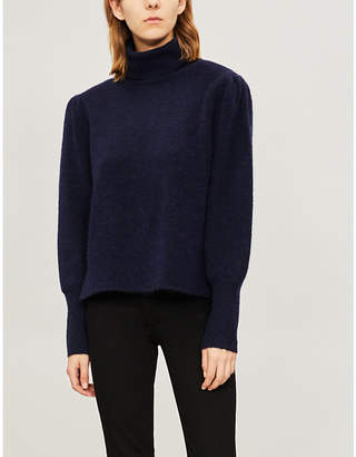 Frame Knitted turtleneck jumper