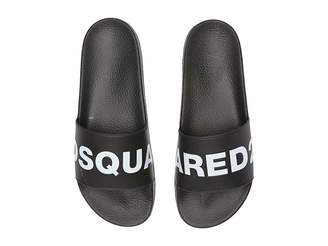 DSQUARED2 Logo Slide Men's Slide Shoes