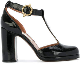 L'Autre Chose Vogue d'orsay court shoes