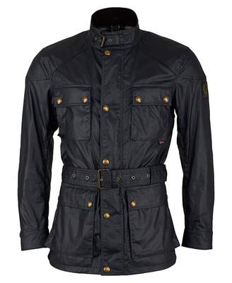 Belstaff Roadmaster Waxed Nylon Jacket