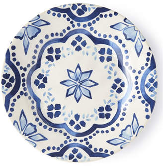 Juliska Iberian Indigo Side/Cocktail Plate