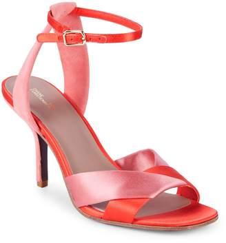 Diane von Furstenberg Fiona Ankle-Strap Sandals