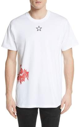 Givenchy Castle Graphic T-Shirt