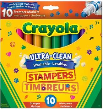 Crayola 10-Pack Broad Line Washable Stampers