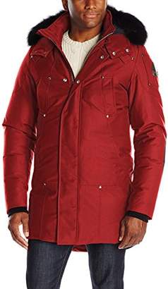 Moose Knuckles Men's Down Stirling Parka Coat