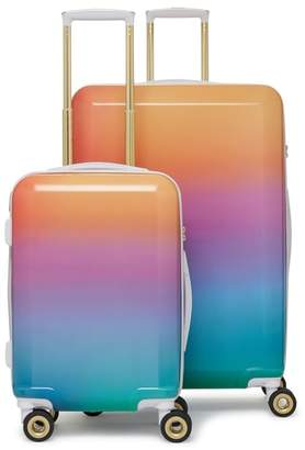 CalPak x Oh Joy! 28-Inch & 20-Inch Hardshell Spinner Suitcase & Carry-On Set