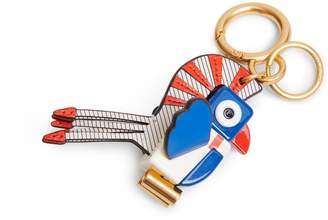 Tory Burch TOUCAN KEY RING