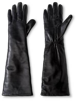 Merona; Thinslate; Women's Long Glove Black - Merona; $34.99 thestylecure.com