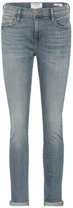 Frame Skinny Ankle jeans