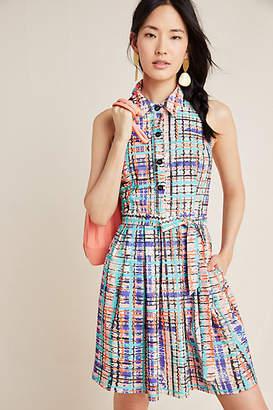 Eva Franco Sedgwick Abstract Shirtdress