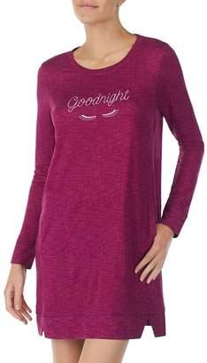 Kate Spade graphic sleep shirt