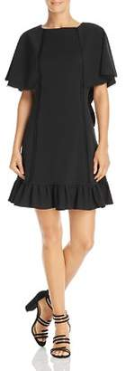 Nanette Lepore nanette Cape-Sleeve Dress