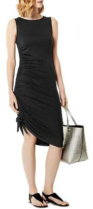 Karen Millen Ruched Drawstring Dress