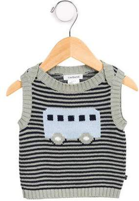 Cacharel Boys' Intarsia Sweater Vest
