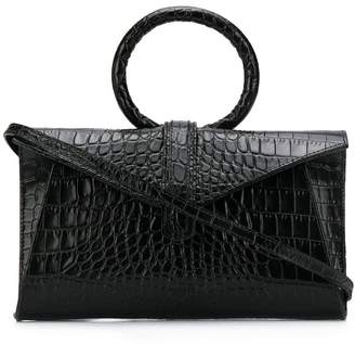 Complét embossed round top handle bag