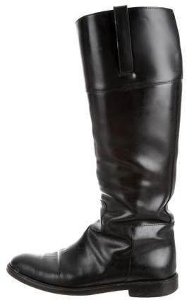 Michael Kors Round-Toe Boots