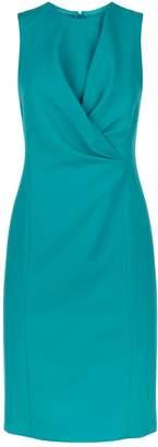 Paule Ka Ruched Sheath Dress
