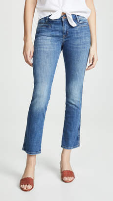 MiH Jeans The Paris Cropped Jeans