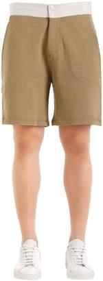 Kent & Curwen Murphy Cotton Sweat Shorts