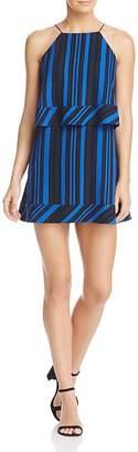 Cooper & Ella Callie Tiered Stripe Dress $214 thestylecure.com