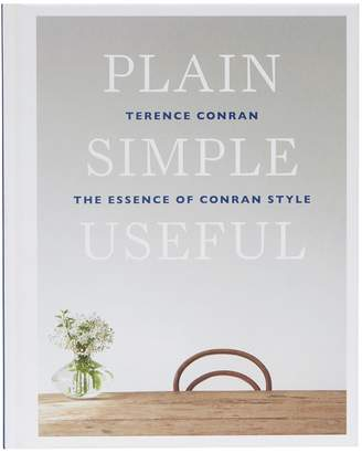 Reiss Plain Simple Useful - Plain Simple Useful Book in White