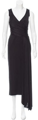 Karen Millen Sleeveless Evening Dress $80 thestylecure.com