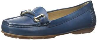 Geox Women's D Italy Penny Loafer