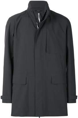 Ermenegildo Zegna classic parka coat