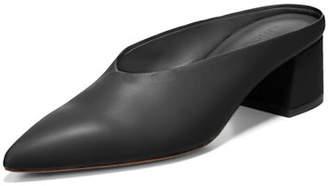 Vince Ralston Leather Slide Mule