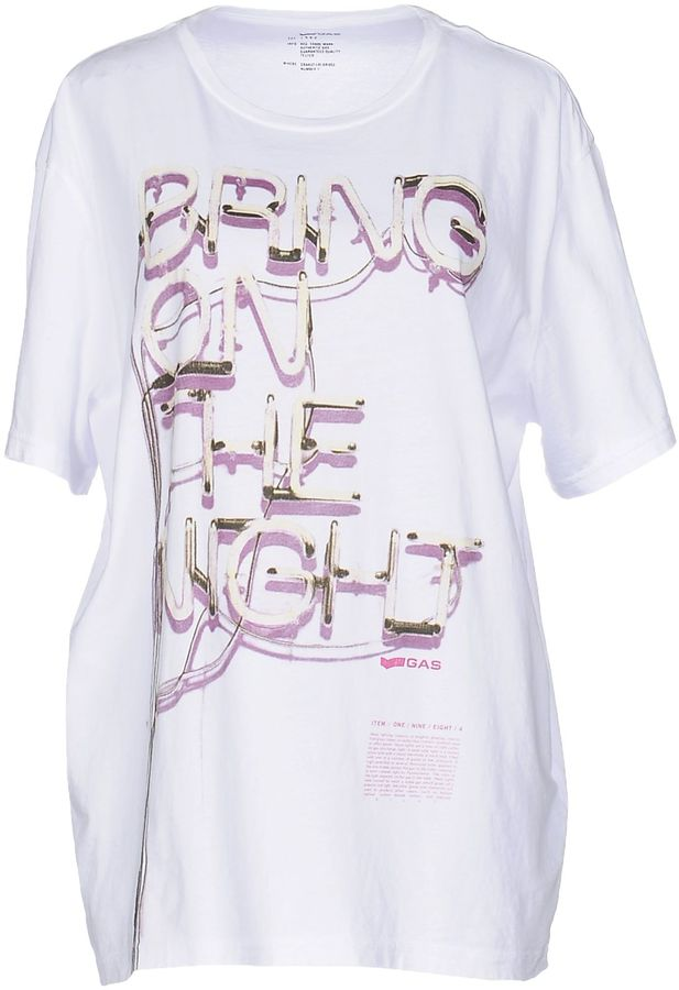 AG JeansGAS T-shirts