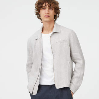 Club Monaco Full-Zip Short Jacket
