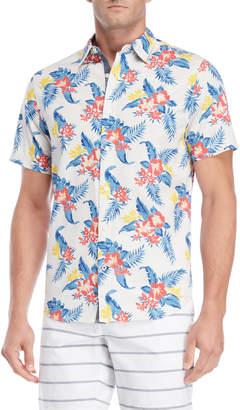 Nautica Hawaiian Short Sleeve Shirt