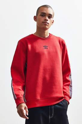 Umbro Side Tape Crew-Neck Sweatshirt