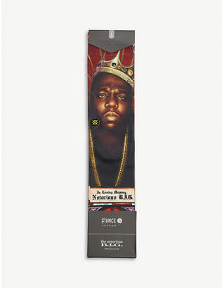 Stance Praise B.I.G cotton-blend socks