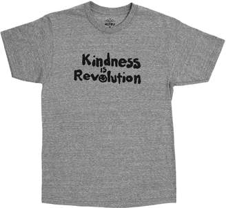 Altru APPAREL Kindness is Revolution Grey Tee
