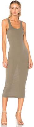 James Perse Long Slip Dress
