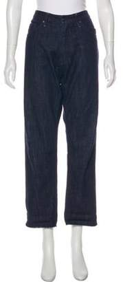 Hope High-Rise Straight-Leg Jeans blue High-Rise Straight-Leg Jeans