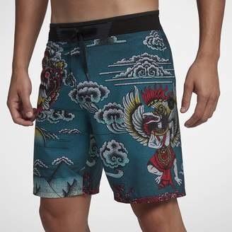 "Hurley Phantom Hyperweave Indo Men's 18"" Board Shorts"
