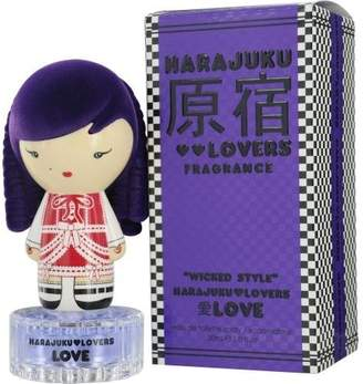 Gwen Stefani Harajuku Lovers Wicked Style Love By Edt Spray 1 Oz