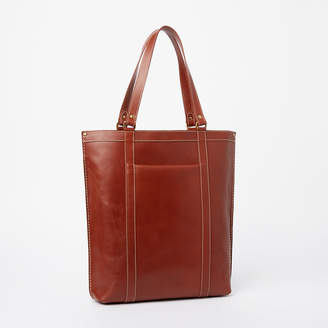 Roots Market Tote Heritage